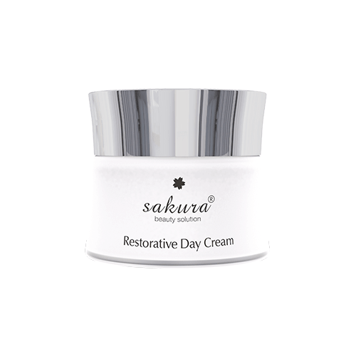 Sakura Restorative Day Cream