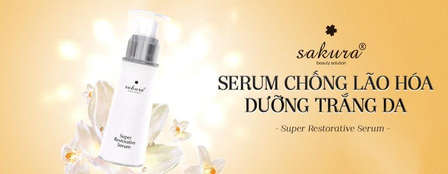 Serum Sakura Super Restorative