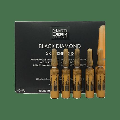 Đặt nhanh Serum chống lão hóa da MartiDerm Black Diamond Skin Complex+