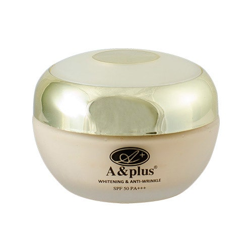 A&Plus Whitening & Anti-Wrinkle SPF 50 PA+++ 03