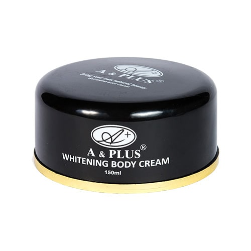 A&Plus Whitening Body Cream SPF 45 PA+++ 03