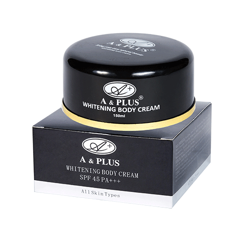 A&Plus Whitening Body Cream SPF 45 PA+++