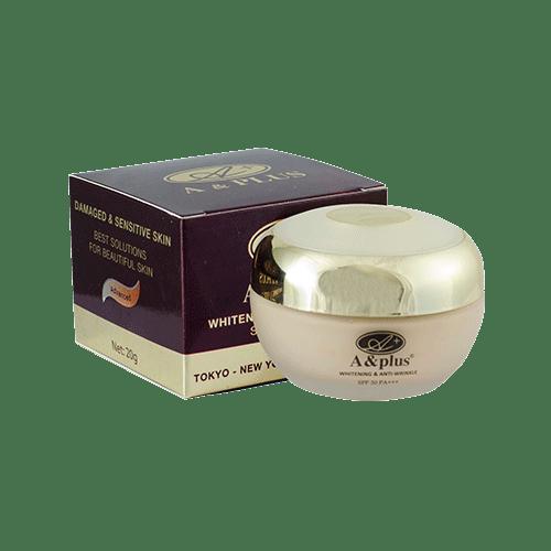 Kem chống lão hóa A&Plus Whitening & Anti-Wrinkle SPF 50 PA+++