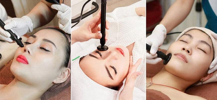 Cách dưỡng trắng da nâng cơ mặt an toàn