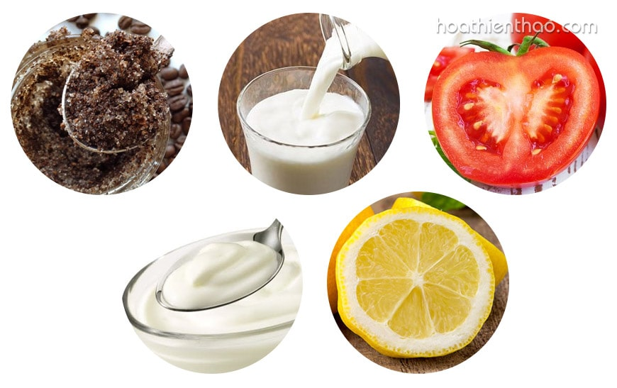 cách làm kem tắm trắng tại nhà an toàn hiệu quả với café