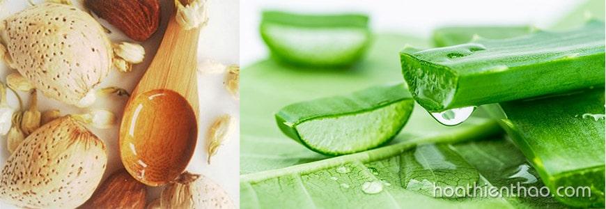 Cách sử dụng tinh dầu hạnh nhân cho da sáng hơn 4