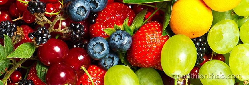 Chế độ ăn giúp da tươi trẻ dài lâu  2