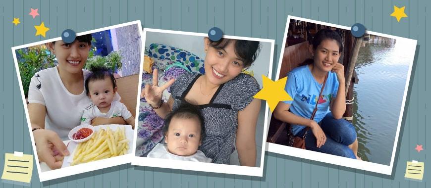 [Chia sẻ của khách hàng] Liệu trình trị nám thành công của bà mẹ 1 con 5