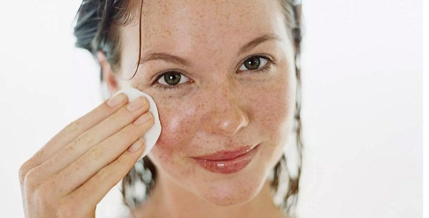 Đặc tính của da nhờn, dầu