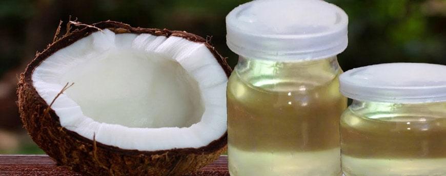 Dùng dầu dừa để chữa sạm da