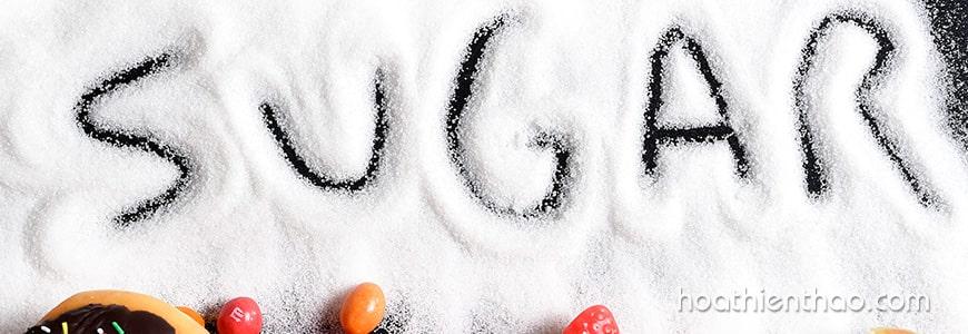 Hạn chế thực phẩm nhiều đường để giảm mỡ bụng dưới