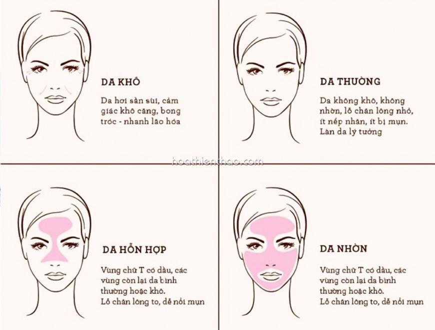 Các loại da và cách phân biệt sao cho đúng