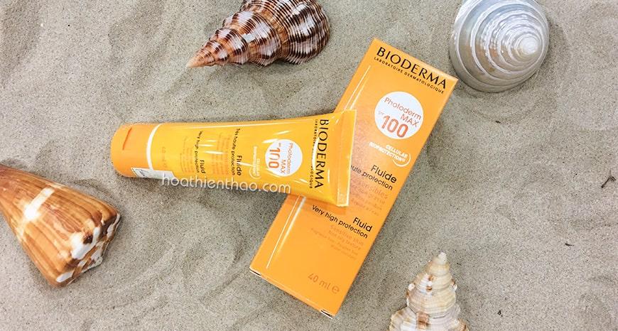 Kem chống nắng Bioderma có tốt không?