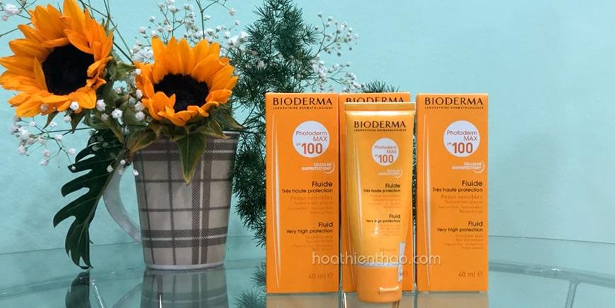 Kem chống nắng chống trôi Bioderma Photoderm Max SPF 100