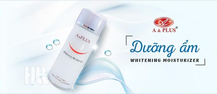 kem dưỡng ẩm da mặt A&Plus Whitening Moisturizer A004
