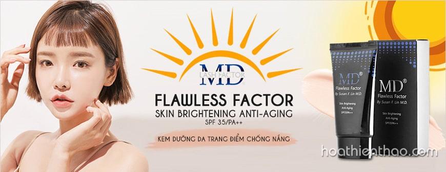 Kem dưỡng da trang điểm chống nắng MD Flawless Factor