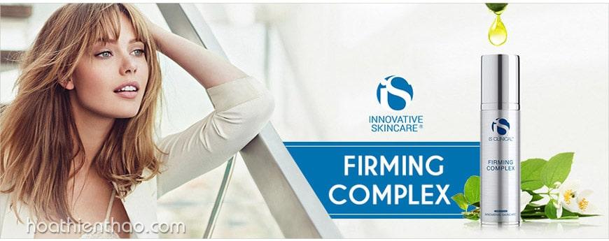 Kem giảm lão hóa iS Clinical Firming Complex