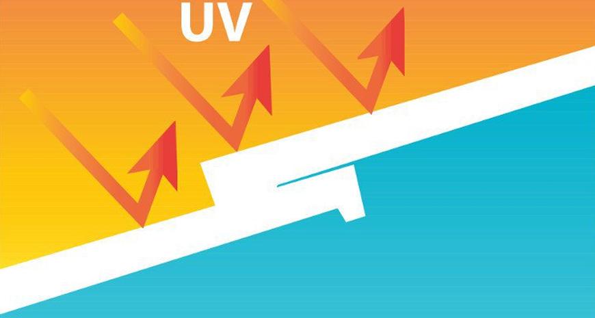 Khi trời mưa thì tia UV có hoạt động không?