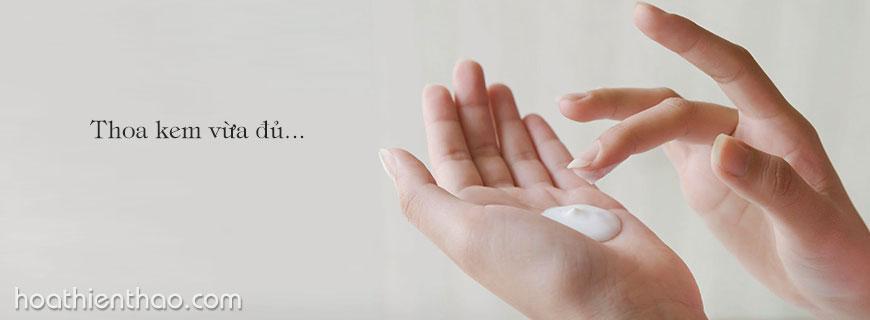 3. Bạn có chắc dùng kem dưỡng trắng da toàn thân đúng cách?