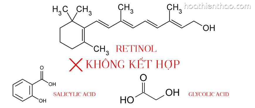 Những lưu ý khi sử dụng Tinh chất trắng da chứa Retinol 1