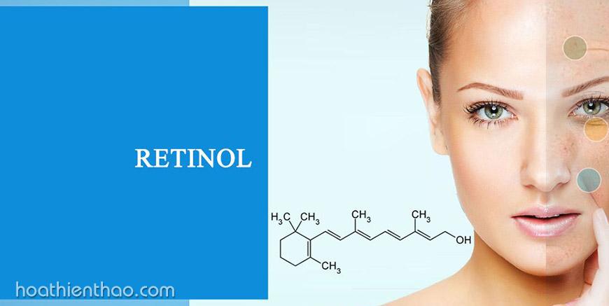 Những lưu ý khi sử dụng Tinh chất trắng da chứa Retinol