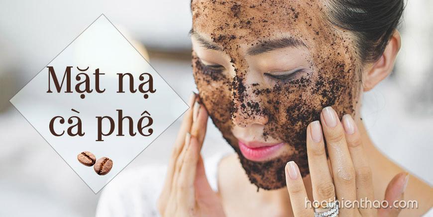4 Bước đơn giản để chuẩn bị mặt nạ cà phê cho làn da của bạn