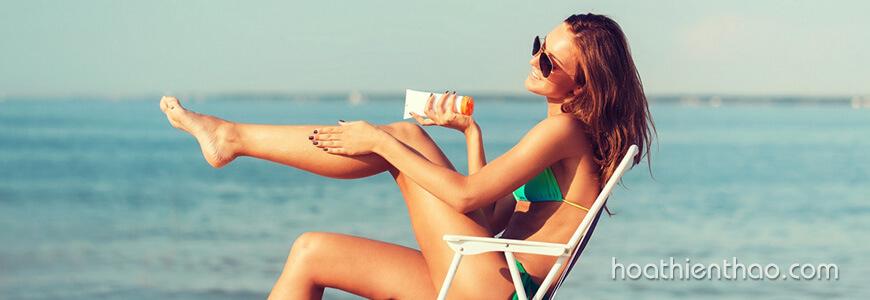 Cách chăm sóc da mùa nắng nóng 4