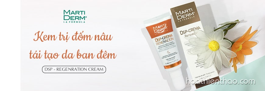 MartiDerm DSP Regenration Cream