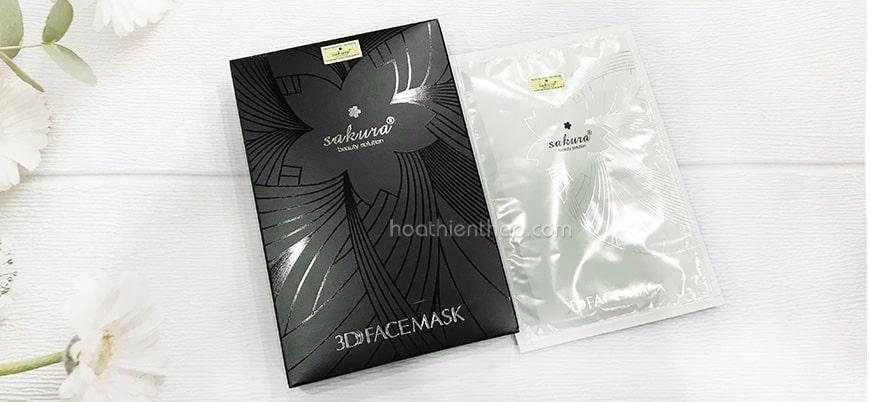 Mặt nạ 3D Face Mask Sakura