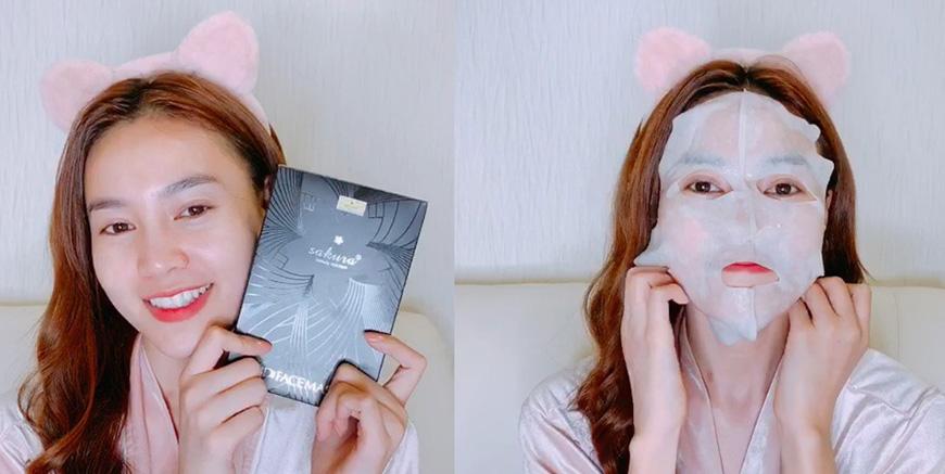 Mặt nạ Sakura 3D Face Mask có tốt không?