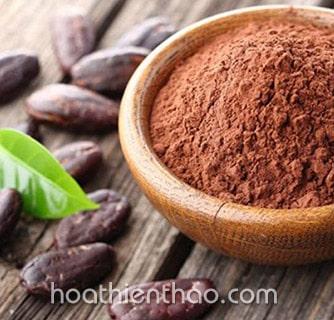 Mặt nạ trắng da mùa hè từ cacao