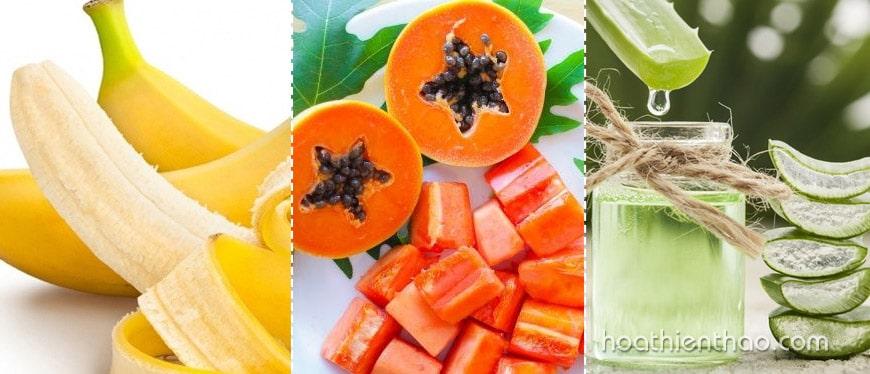 Một số loại mặt nạ cung cấp độ ẩm cho da mặt mùa đông