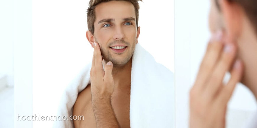 Nam giới có cần tắm trắng không?