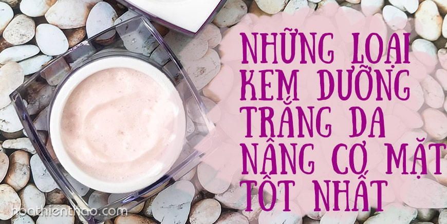 Những loại kem dưỡng da nâng cơ mặt tốt nhất - HoaThienThao