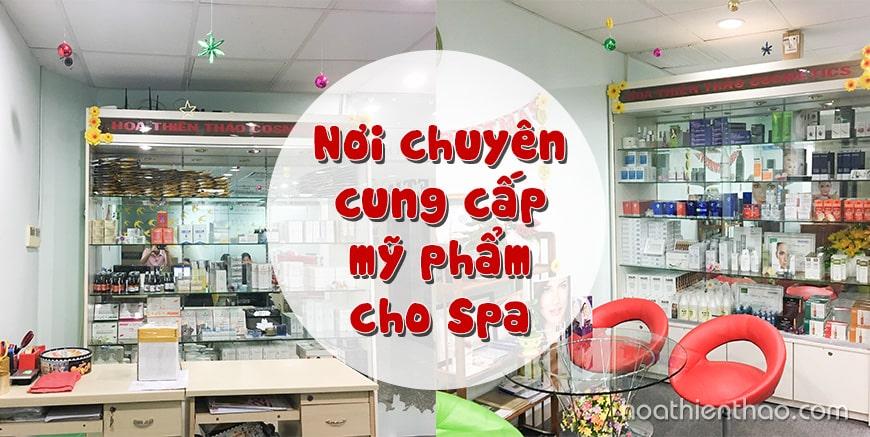 Chuyên cung cấp mỹ phẩm cho Spa [TP.HCM + TOÀN QUỐC]