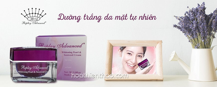Relay Advanced Whitening Pearl & Seaweed Cream SPF50