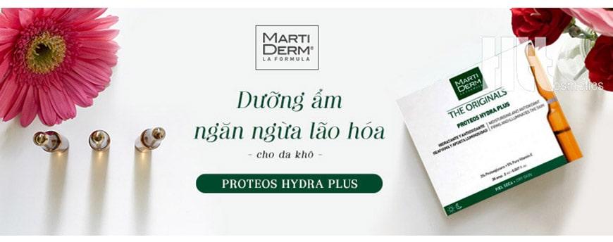 Serum dưỡng ẩm chống lão hóa MartiDerm cho da khô