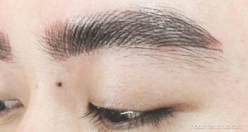 serum mọc lông mày có hiệu quả không