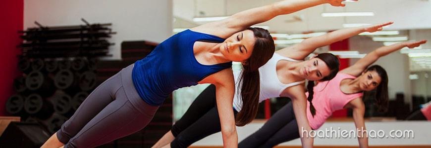 Siêng năng luyện tập thể dục cũng là giảm mỡ bụng nhanh nhất