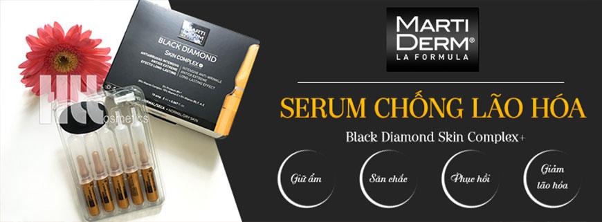 #7. Serum chống lão hóa Martiderm Black Diamond