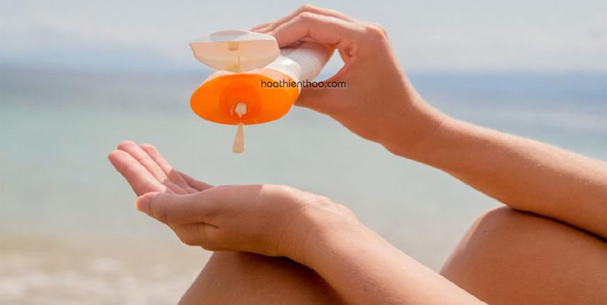 Chống nắng bảo vệ da thường xuyên