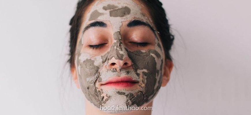 Đắp mặt nạ kiềm dầu thường xuyên