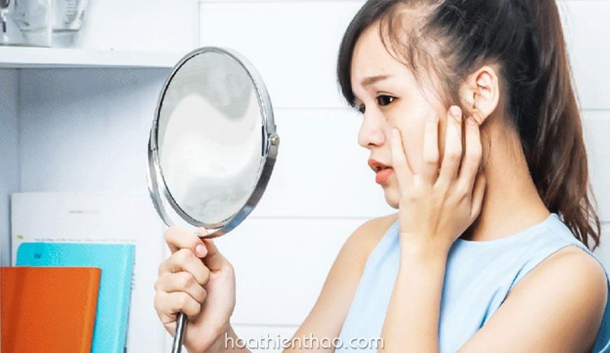 Đừng để lão hóa da làm bạn giật mình khi soi gương