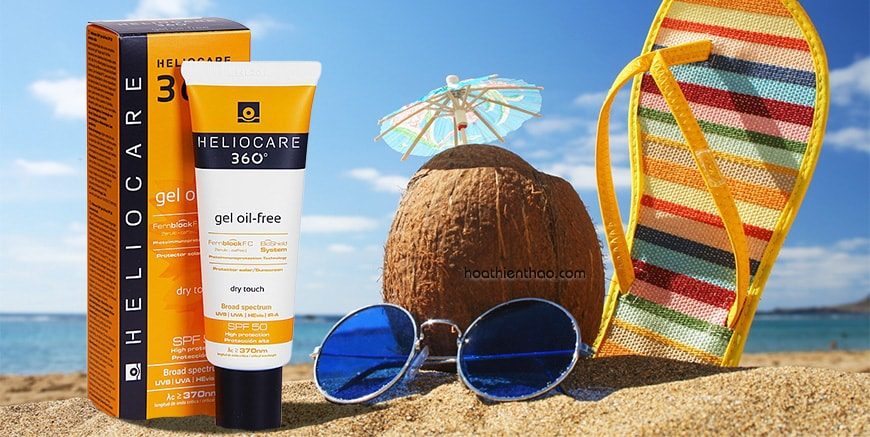 Kem chống nắng dạng Gel Heliocare SPF50