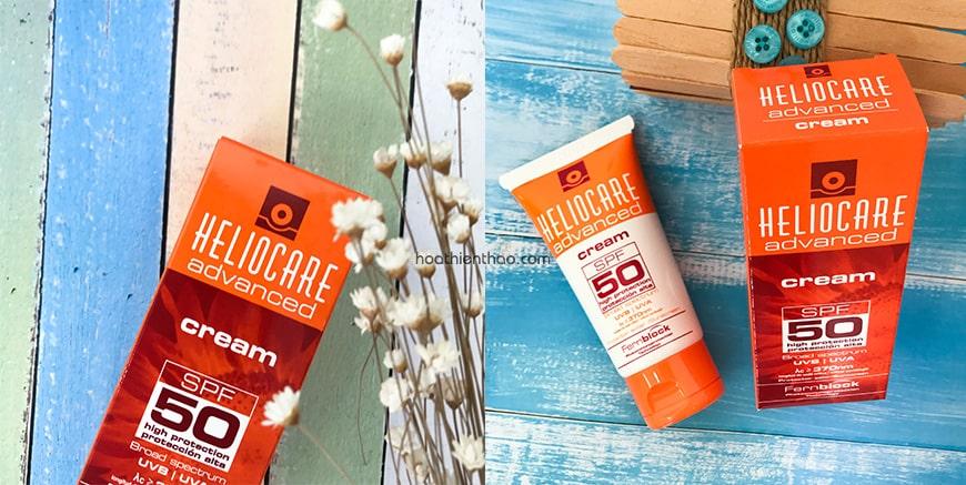 Kem chống nắng dược mỹ phẩm Heliocare SPF 50