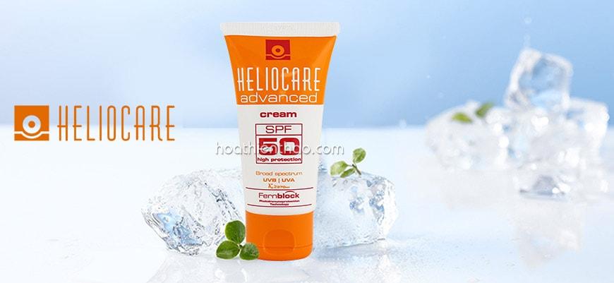 Kem chống nắng Heliocare có thật sự tốt không?