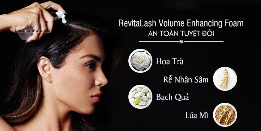 RevitaLash Volume Enhancing Foam an toàn tuyệt đối