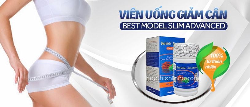 Viên uống giảm cân Best Model Slim Advanced