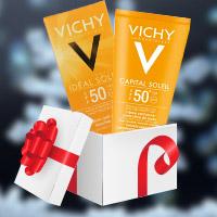 Mua 1 Tặng 1 Kem chống nắng Vichy SPF 50 (380.000đ) + Giảm 335.000đ