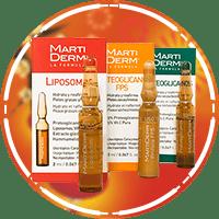 Tặng 1 ống Serum dưỡng da MartiDerm tùy theo từng loại da + Giảm giá